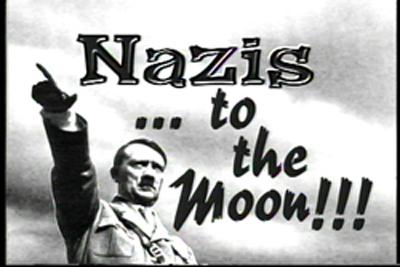 Resultado de imagen para NAZI MOON